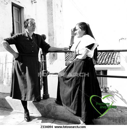 costume tradizionale - Calitri Irpinia Avellino #TuscanyAgriturismoGiratola