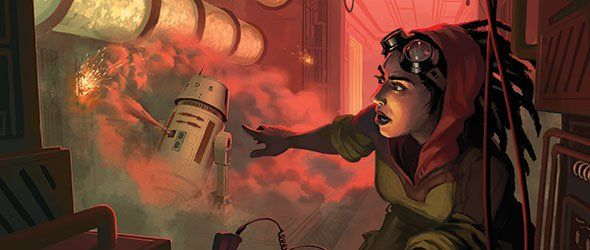 Star Wars: Edge of the Empire The Inventor's Handbook Special Modifications Is Now Available for Star Wars®: Edge of the Empire™