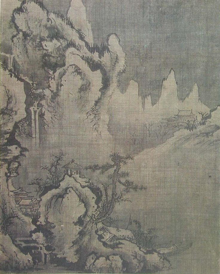 Ahn Gyeon-sasipalgyeongdo 8 mandong late winter - An Gyeon - Wikipedia, the free encyclopedia