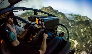 Aktuell (2014) der beste Helikopter Simulator Deutschlands im Fun-Bereich! Fotos, Panorama, Video und Testbericht auf www.flugsimulator-vergleich.de