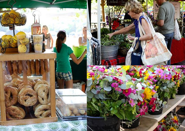 Charleston, SC farmers market