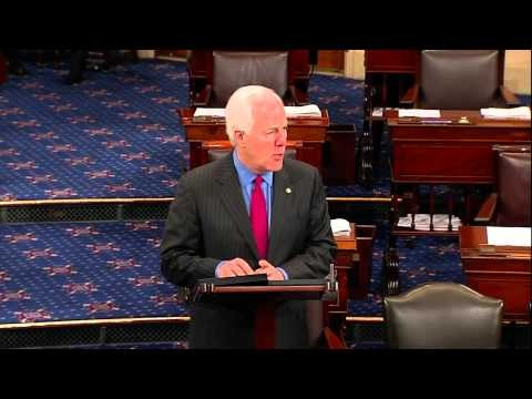 Video: Floor Speech - Remembering Texas Independence Day - SenJohnCornyn· - Published on Mar 5, 2013 - ***Texas Indepedence Day was March 2nd ~ God Bless Texas!!! God Bless Senator Cornyn!!!