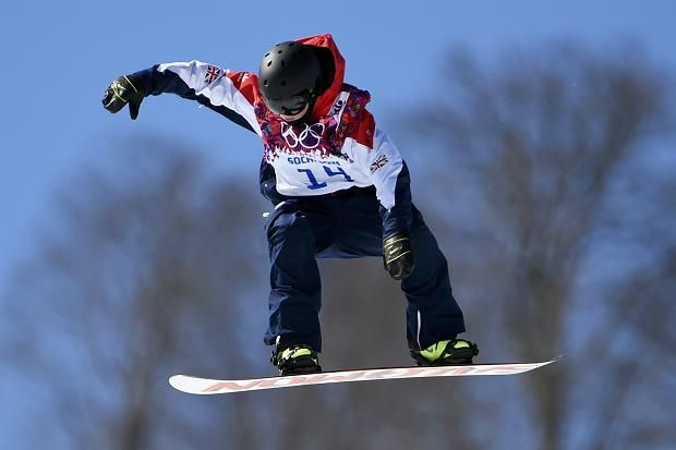 Jamie Nicholls GB finished sixth in the sport's debut Olympic appearance