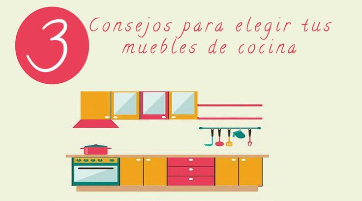 Elegir tus muebles de cocina