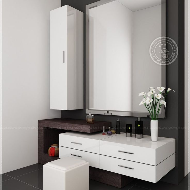 Contemporary Dressing Table Designs For Bedroom