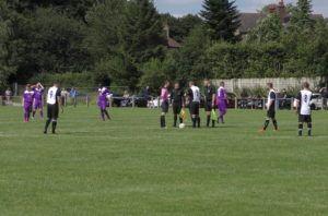 West Didsbury & Chorlton 0-0 AFC Liverpool