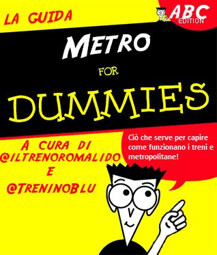 Il Trenino Roma Lido: #MetroForDummies: Il Futuro ha inizio