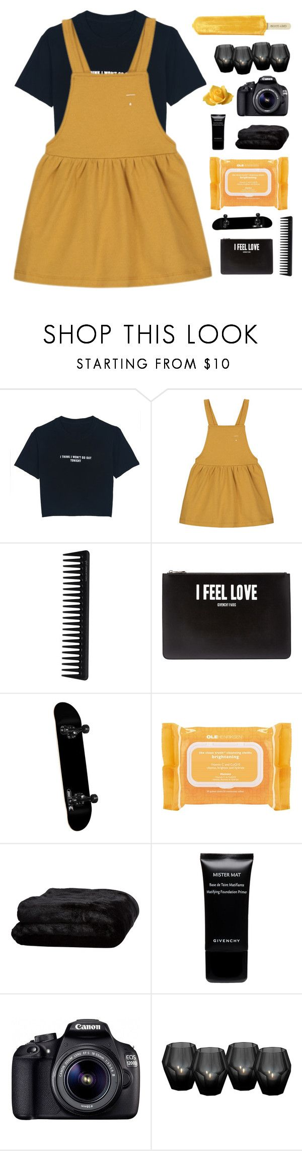 """""""YOU'RE MY WONDERWALL"""" by wintuhr ❤ liked on Polyvore featuring WithChic, Gray Label, GHD, Givenchy, Ole Henriksen, Olivier Desforges, Eos and Eichholtz"""