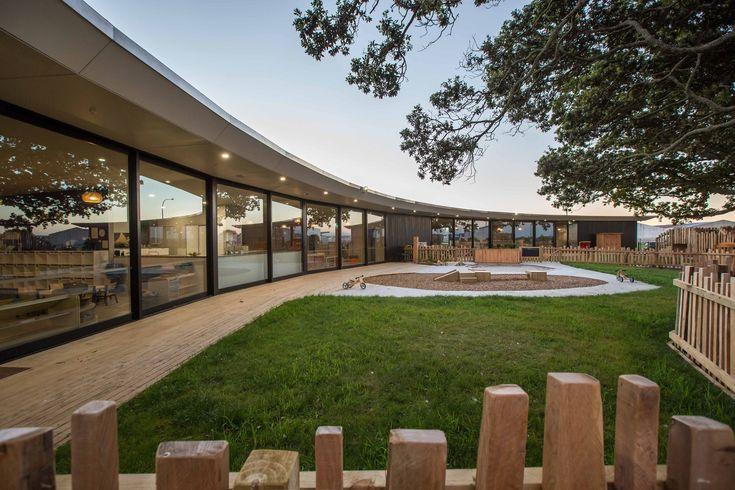 Creche Chrysalis,Cortesia de Collingridge and Smith Architects