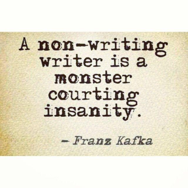 franz kafka writing style