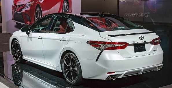 2020 Toyota Camry Release Date And Price Toyota Camry Camry Honda Accord