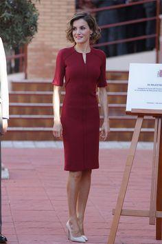 El rojo, el color elegido por la Reina Letizia y la Reina Máxima