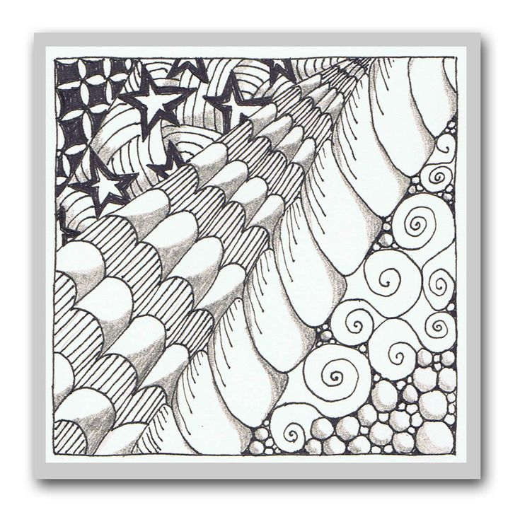 57 best zentangle images on pinterest doodles doodle art and zentangle templates filed under zentangle challenge pronofoot35fo Choice Image