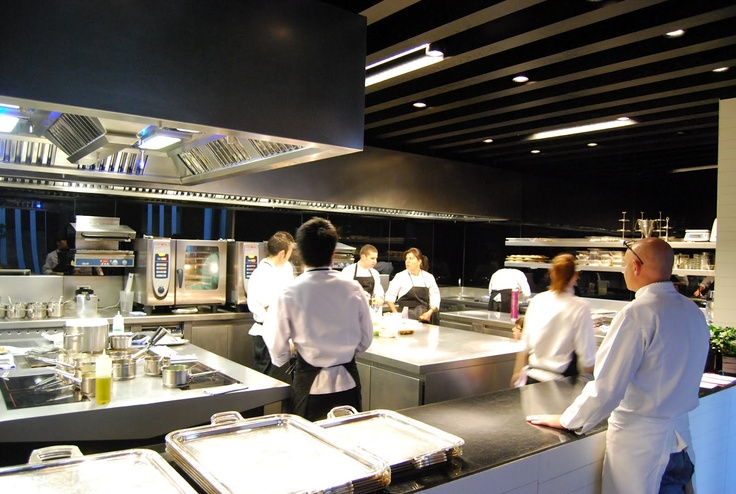 17 Best Images About Commercial Kitchens On Pinterest Restaurant Belgian Beer And Joel Robuchon