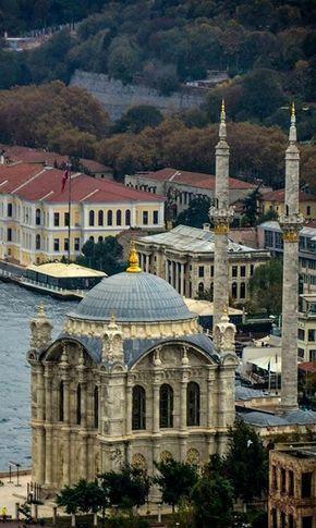 Ortaköy Mosque - Istanbul, Turkey | By Yaşar Koç