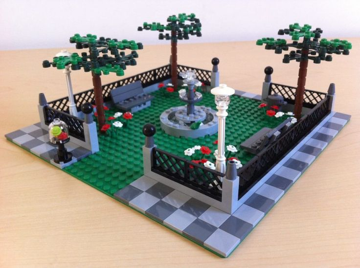 LEGO Fuente 2