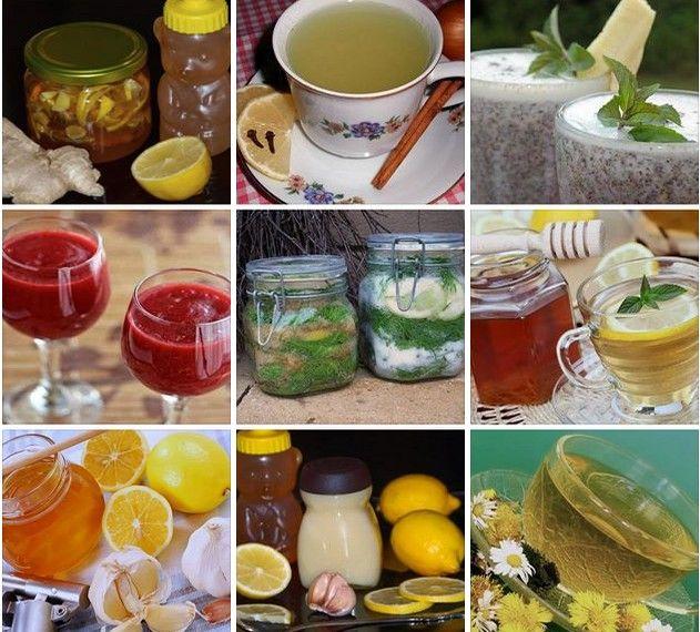 Množstvo skvelých receptov na liečivé nápoje, sirupy a inú domácu medicínu zo stránky NAJLEPŠIE pozbierané RECEPTY...