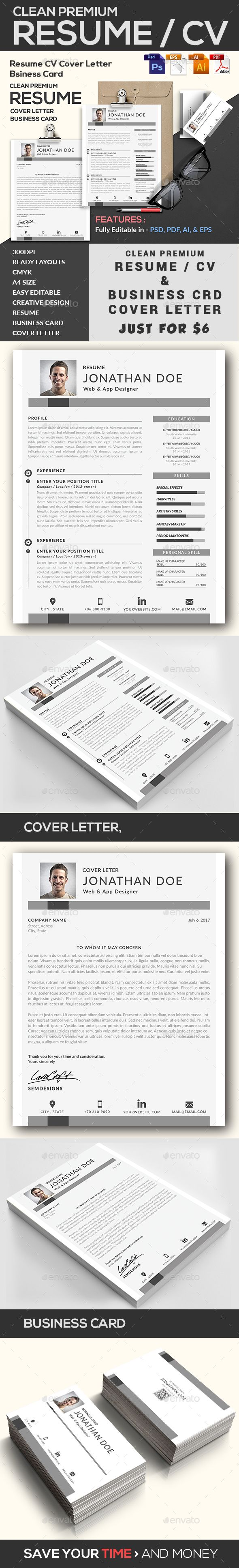 pin by fdesign nerd on cv resume template guaranteed to