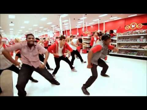 Beyonce-Todrick Hall-End of Time Target Flash Mob