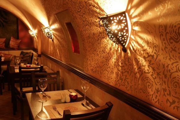 Kashmir - Divine India Kashmir Authentic Indian restaurant in Budapest