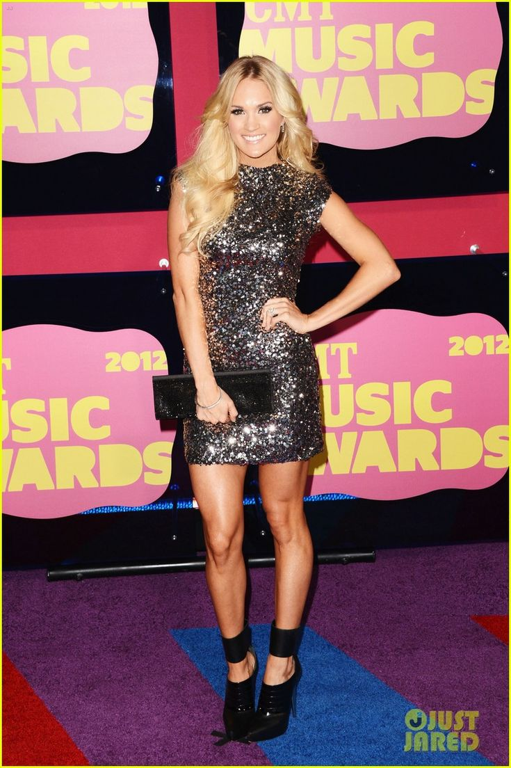 Carrie Underwood - CMT Music Awards 2012