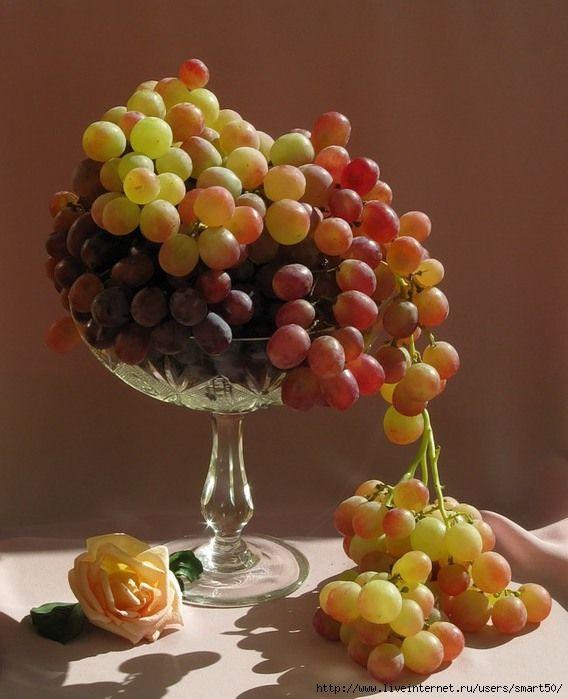 итоге, виноград на столе в вазе фото эффективным средством