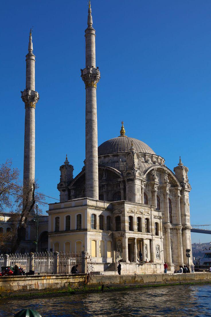 Ortakoy Mosque, Istanbul