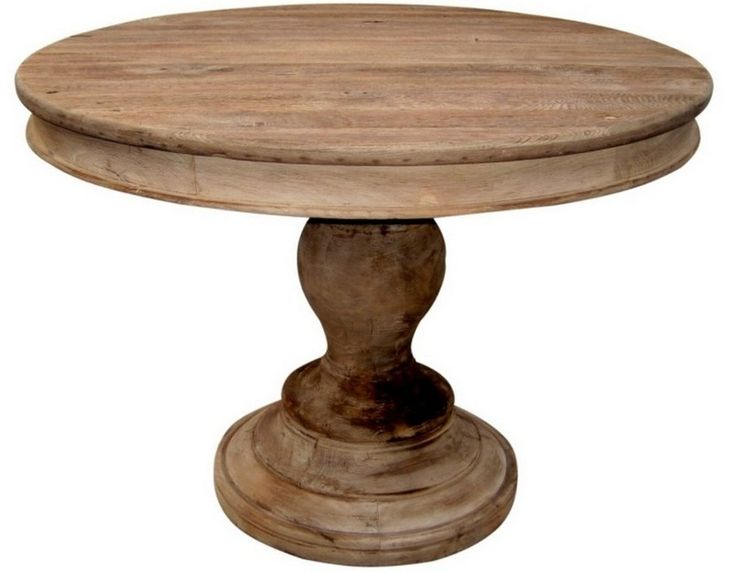 Rustic Wood Round Dining Table Design Home Exterior Julian Miles Rustic Round Dining Table