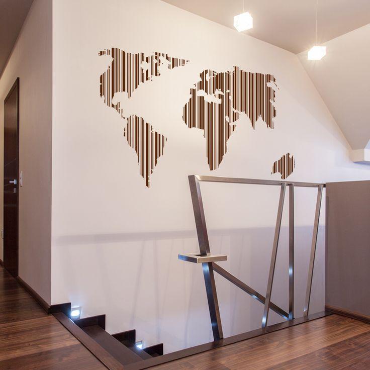 les 17 meilleures images concernant planisph re sur pinterest murs l 39 aquarelle toiles des. Black Bedroom Furniture Sets. Home Design Ideas