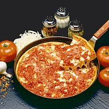 Lou Malnati's Deep Dish Chicago-style Pizza