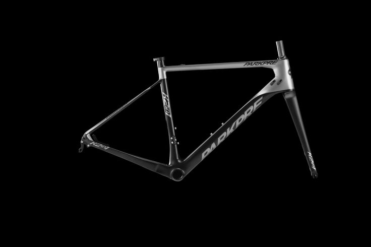 #K2in1 #model frame #black and #silver #road