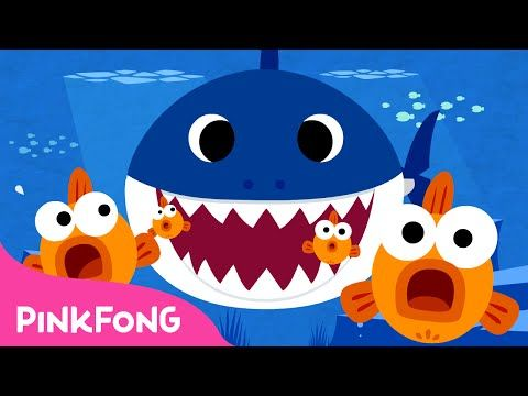 Baby Shark | Animal Songs | PINKFONG Songs for Children - YouTube