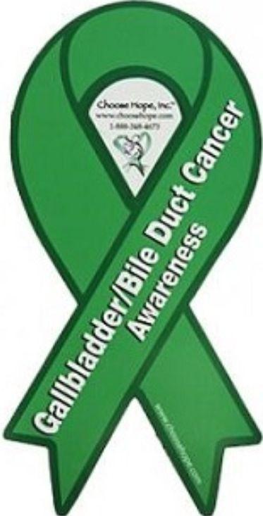 Gallbladder/Bile Duct Cancer Awareness