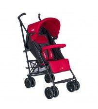 Kanz Bayern Baston Bebek Arabası - Kırmızı