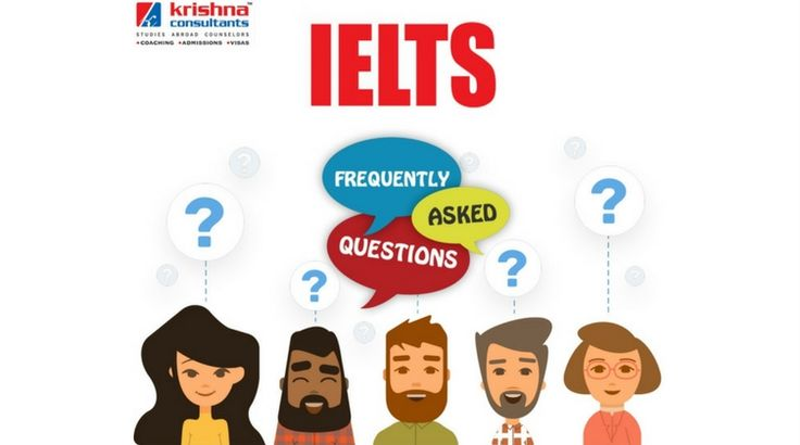 #IELTS Exam #FAQs : Clear Your Common Doubts.