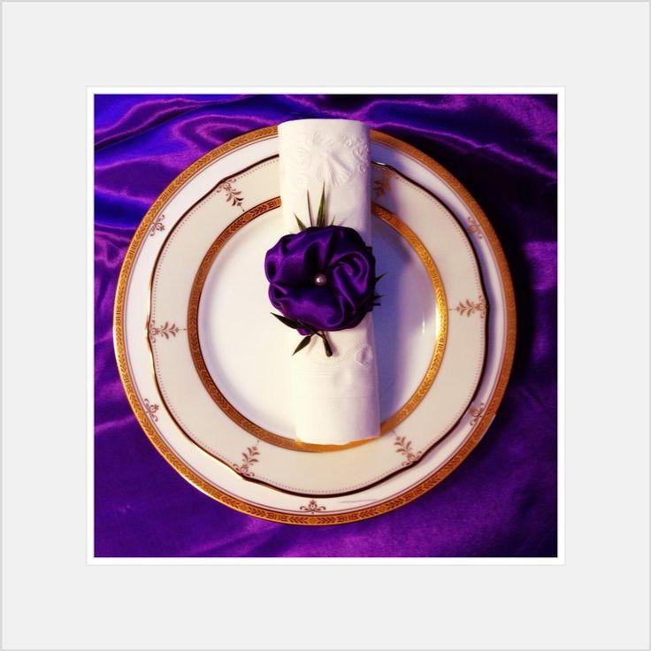 Weding Napkin Rings 01 - Weding Napkin Rings