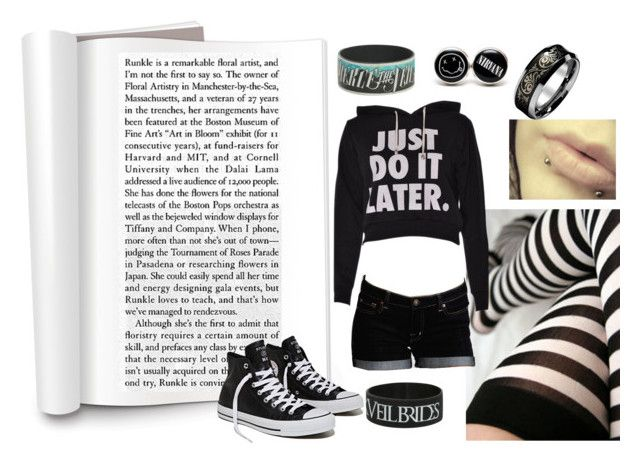 just that. by stelamahomie on Polyvore featuring Dex