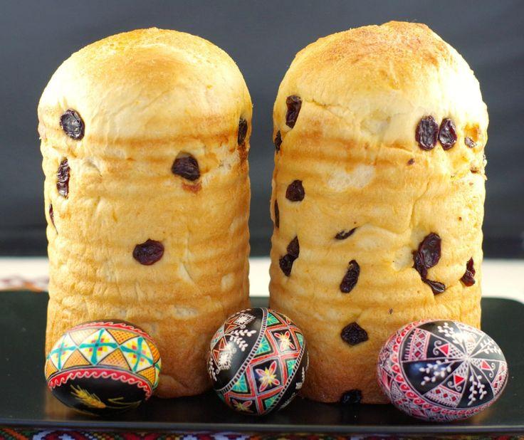 Bread Maker Babka: Sweet Ukrainian Easter Bread – Dan330