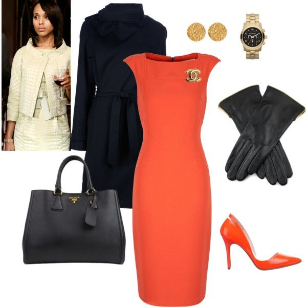 """""""Olivia Pope Inspiration"""" by bimbade on Polyvore"""