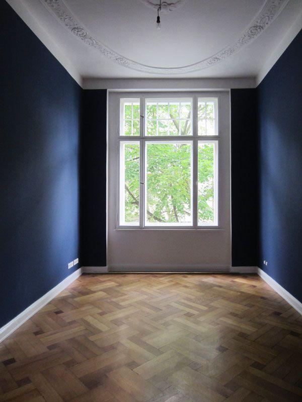 Architekt Henrich Rauschning Berlin AltbauRaumgestaltungInnenarchitektur Wohnzimmer FarbeAltbausanierungErste WohnungJugendstil