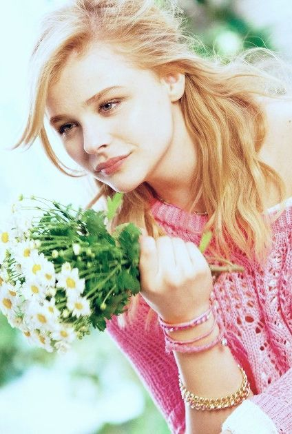 """Chloë Grace Moretz ♥ nobody could have played her role in """"if I Stay"""" better."""