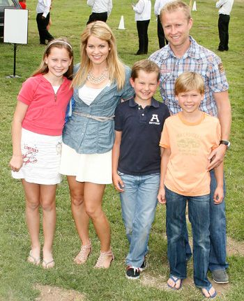 Candace Cameron Bure Family 2013 | SheKnows: What do you find to be the biggest struggle in your ...