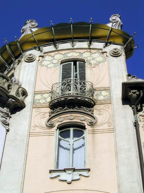 Casa Fenoglio-La Fleur (turin, italy).: My Friend, Artnouveau