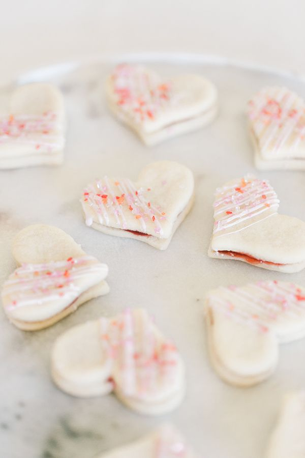 Best 20 Jam Cookies Ideas On Pinterest
