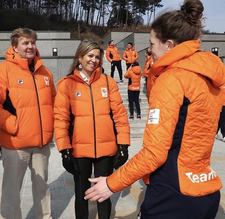 De Koning is aanwezig van vrijdag 9 tot en met dinsdag 13 februari 2018. Hij is als erelid uitgenodigd door het Internationaal Olympisch Comité (IOC). Hare Majesteit Koningin Máxima zal de Koning van 9 tot en met 10 februari vergezellen.