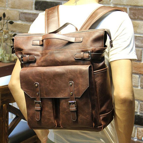 *****(use)hand / shoulder / messenger/tote  *****(Specification) width 36CM, height 40CM, thickness 7CM  *****(material) leather  *****Suitable for the