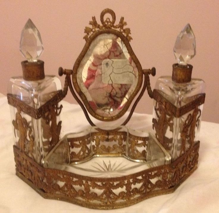 Antique French Glass