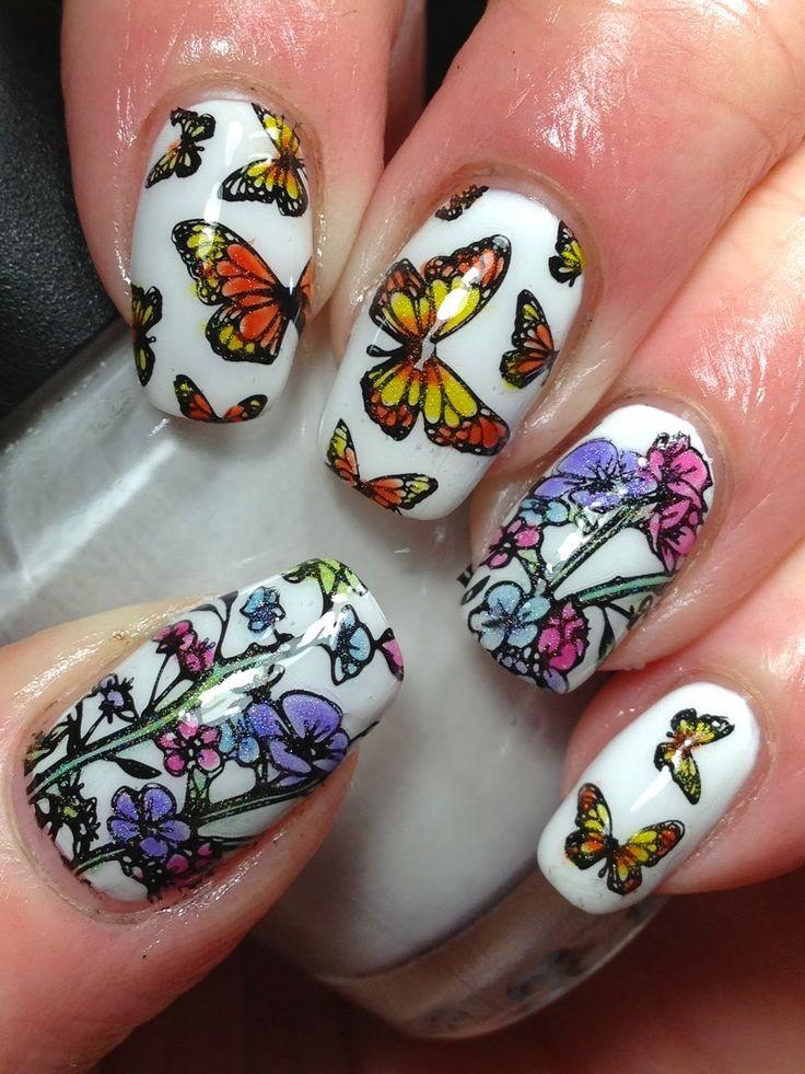 Nature Nails Nails Art: 1000+ Ideas About Natural Nails On Pinterest