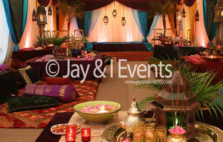 20 best indian wedding favors images on pinterest for Arabian decoration ideas