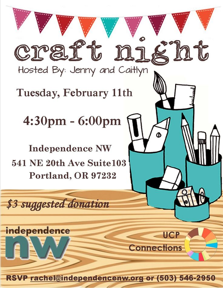 34 best images about craft flyer ideas on pinterest